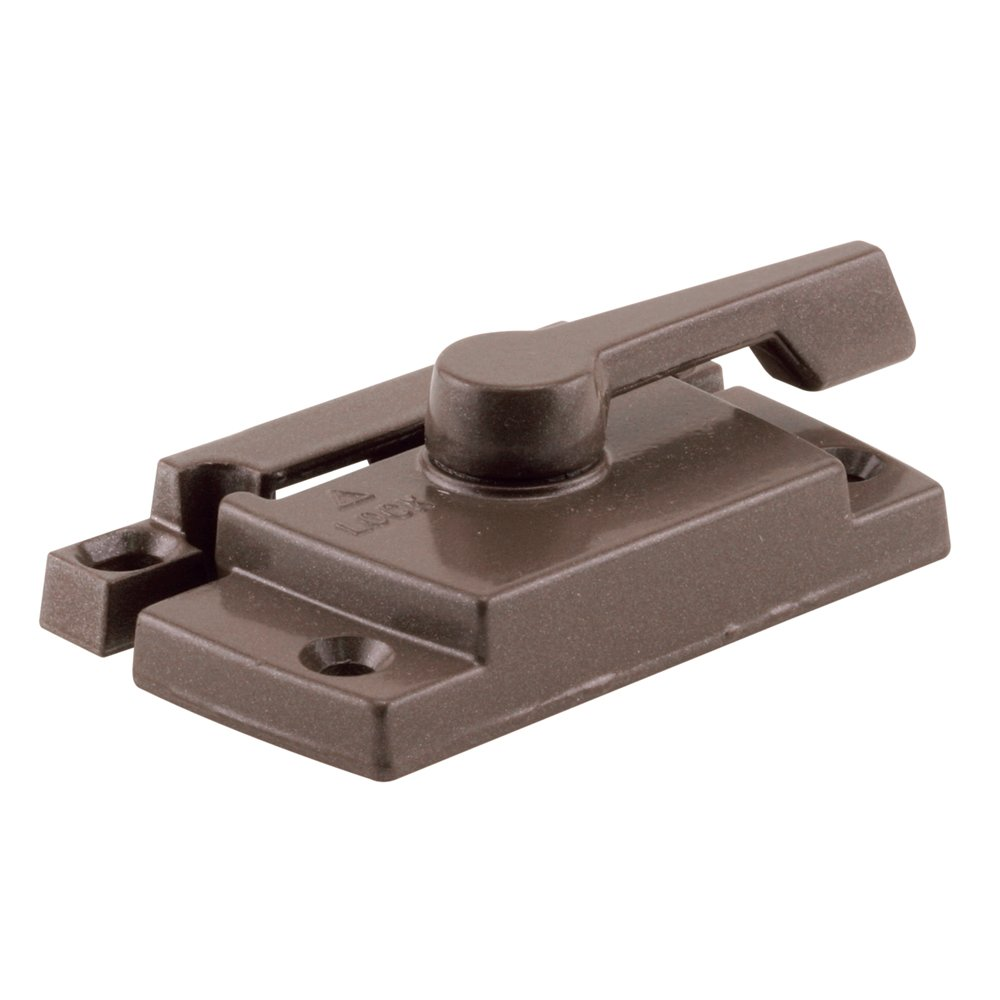 Prime-Line Products TH 23086 Trimline Cam Lock with Keeper, Lug Type, Bronze