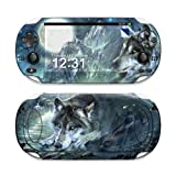 Bark At The Moon Design Protective Decal Skin Sticker (Matte Satin Coating) for Sony Playstation PS Vita Handheld by MyGift