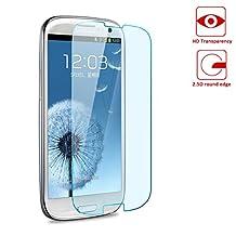 Wunderglass - Samsung Galaxy S3 Mini Screen Protector 9H Tempered Glass Protector Screen Protector from toughened glass foil film - by OKCS®