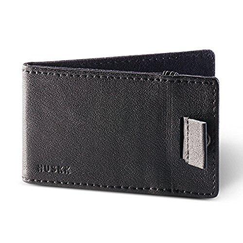 Slim Wallets for Men - Mens Card Holder - Minimalist Front Pocket Wallet with Elastic