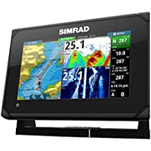 "Simrad GO7 XSE 7"" Fishfinder/Chartplotter w/ Insight Mapping - No Transducer"