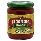 La Preferida Salsa Mild Organic, 16 oz