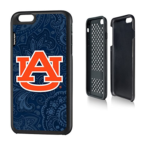 - Auburn Tigers iPhone 6 Plus & iPhone 6s Plus Rugged Case officially licensed by Auburn University for the Apple iPhone 6 Plus by keyscaper® Durable Two Layer Protection Shock Absorbing