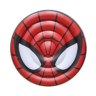 SwimWays Marvel Oversized Inflatable Shield Float - Spider-Man