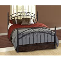 Willow Bed Set - King - w/Rails