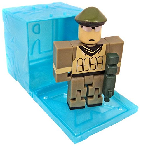 """ROBLOX Series 3 Redwood Prison Spec Ops action Figure mystery box + Virtual Item Code 2.5"""""""