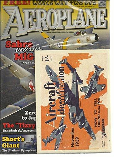 Mig 15 Sabre - AEROPLANE MONTHLY, FEBRUARY, 2013 ( SABRE VERSUS MiG -15 * THE