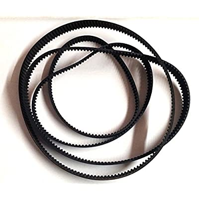 West Coast Resale New Replacement Belt for Cobra Gas Scooter Drive Timing Belt 740-5m-18 Raser EN0140G THS Gas (1) : Sports & Outdoors