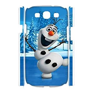 Custom Phone Case Frozen Fever For Samsung Galaxy S3 I9300 F56317