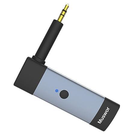 3c484f4153c Amazon.com: Muswor Bluetooth Receiver Adapter Wireless Converter for Bose  QuietComfort 25 Headphones (QC25) with 2.5mm Connector, Built-in Headphone  ...