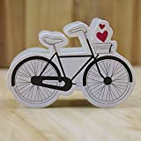 OULII Candy Gift Box Bicycle Design Baby Shower