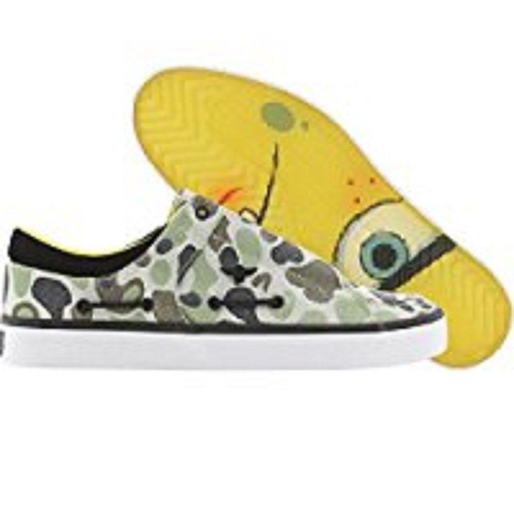 Creative Recreation x BAIT Lusco - SpongeBob Squarepants Limited Edition Shoes (Camo) 8 M US|Camo