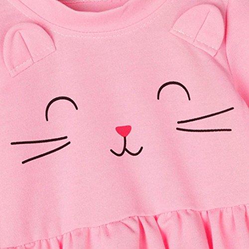 Webla - Robe - Bébé (fille) 0 à 24 mois Rose rose