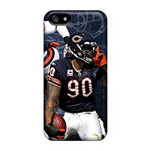 Awesome Cases Covers/iphone 5/5s Defender Cases Covers(chicago Bears)