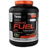 Twinlab Gainers Fuel 680 - Chocolate Milkshake - 6.17 lb