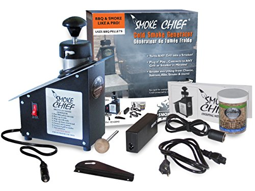 Smokehouse Products 9500-000-0000 Smoke Chief Cold Smoke Generator