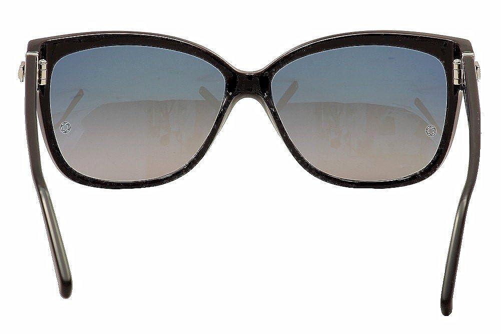 Amazon.com: Montblanc acetato de mb415s de la mujer anteojos ...