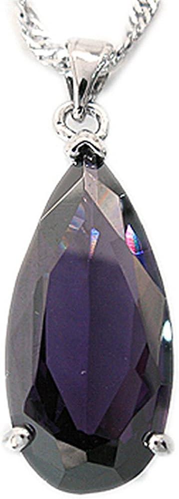 Rizilia LÁGRIMA Colgante con 45cm(18