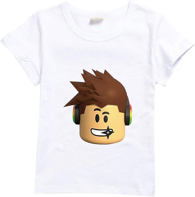 Camiseta para Niños Team Game Roblox, Camiseta De Algodón ...