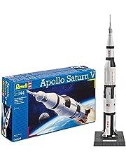 Revell 80-4909 1:144 Apollo Saturn V Plastic Model Kit