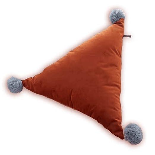 metyou triángulo almohada en forma de cintura desmontable ...