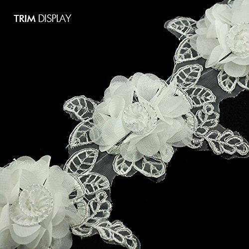 embroidered belts for wedding dresses - 1