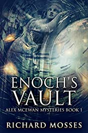 Enoch's Vault (Alex McEwan Mysteries Book 1)