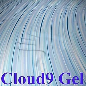 cloud9 gel cal king 4 inch 100 gel infused. Black Bedroom Furniture Sets. Home Design Ideas