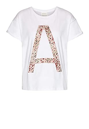 48e3772c73af1c ARMEDANGELS Damen T-Shirt aus Bio-Baumwolle - NAALIN A - GOTS ...