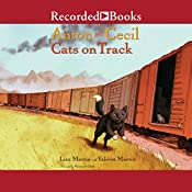 Anton and Cecil: Cats on Track | Lisa Martin, Valerie Martin