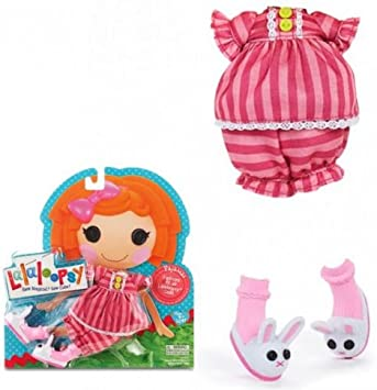 Lalaloopsy - Pack Fashion - Ropa - Pijamas - Moda muñeca 33cm
