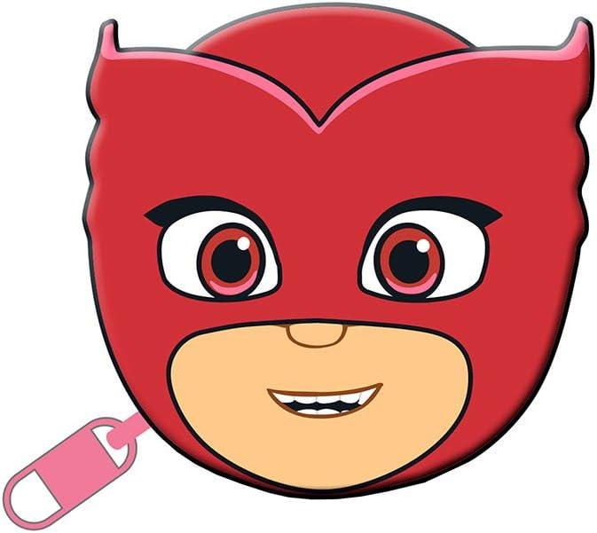 PJ Mask® Monedero con Forma de la Cara de Buhita: Amazon.es ...