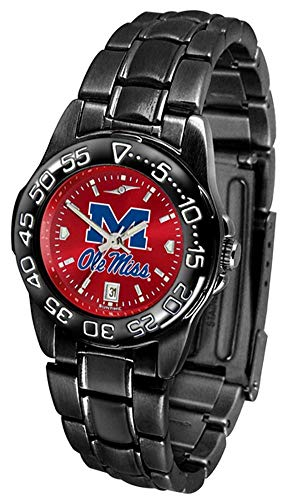 Mississippi Rebels Fantom Sport AnoChrome Women's Watch