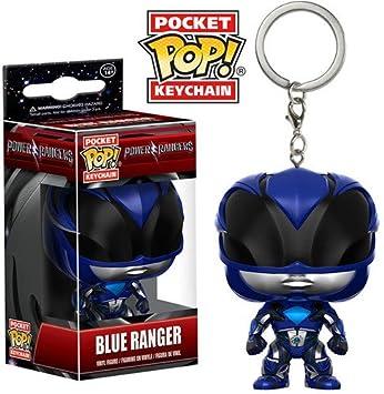 Pocket POP! Keychain - Power Rangers Movie: Blue Ranger