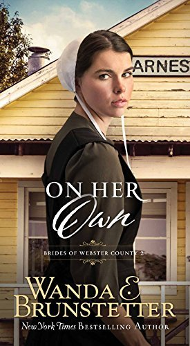 On Her Own (Brides of Webster County Book 2)