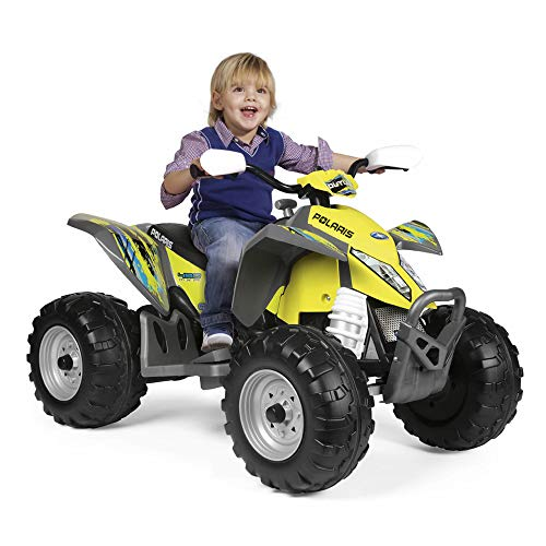 Peg Perego Polaris Outlaw Citrus, 12 Volt