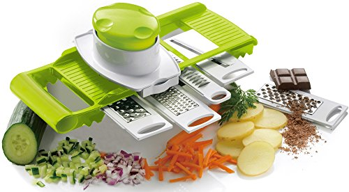 5 in 1 slicer and grater - 5