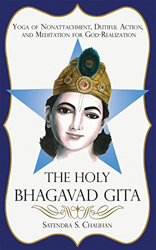 Amazon the holy bhagavad gita yoga of nonattachment dutiful the holy bhagavad gita yoga of nonattachment dutiful action and meditation for god fandeluxe