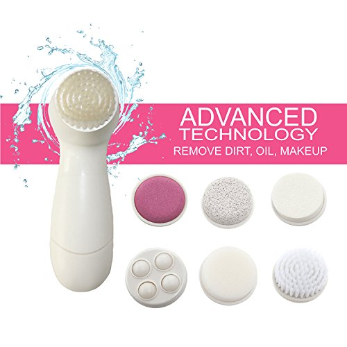 Exfoliating Blackhead Cleanser Massager Microdermabrasion product image