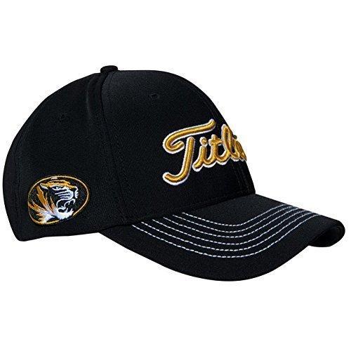 (Titleist NCAA Collegiate Cap, Missouri, Medium/Large)
