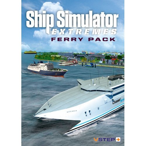 - Ship Simulator Extremes: Ferry Pack DLC [Download]