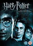 Harry Potter: The Complete 8-Film Collection [Region 2]