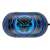 Marvel Avengers Colourful Case Cover for Samsung Galaxy Buds Bluetooth Earphone (Black Panther)