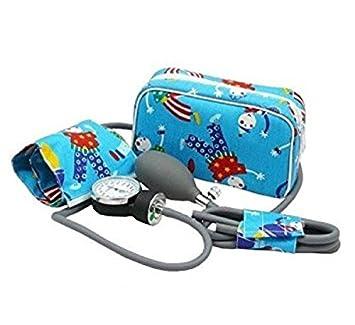 Medidor Presión Pediatrico Tensiómetro ad aneroide para niños: Amazon.es: Salud y cuidado personal