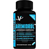 VMI Sports® Arimidrol™ Top Selling Testosterone Booster, Strongest Anti-Estrogen & Powerful Aromatase Inhibitor Supplement 60ct