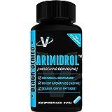 VMI Sports® Arimidrol™ Best Selling Testosterone Booster, Strongest Anti-Estrogen & Powerful Aromatase Inhibitor Supplement 60ct with Acacetin & Astragalus Very Similar to Arimistane Estrogen Blocker