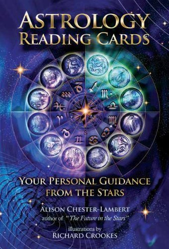 Astrology Reading Cards: Your Personal Guidance From the Stars: 96pp book & 36 full colour cards by Alison Chester-Lambert (2012-02-01)