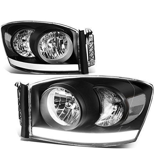 07 dodge ram headlight assembly - 7