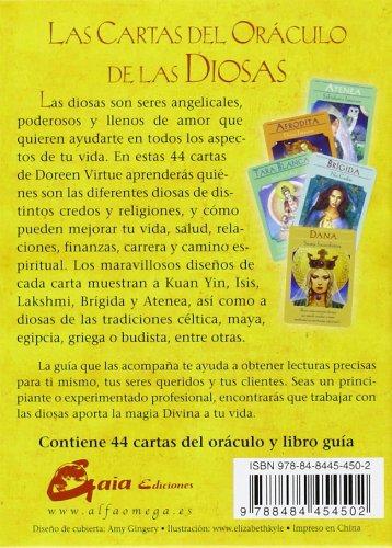 Las Cartas Del Oráculo De La Diosa / The Goddess Oracle ...
