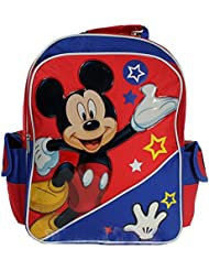 Disney Mickey Mouse - Funny Things Collection 16 Large Size School Backpack